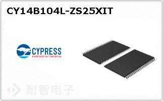 CY14B104L-ZS25XIT