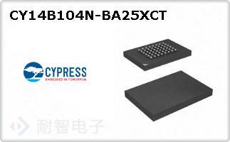 CY14B104N-BA25XCT的图片