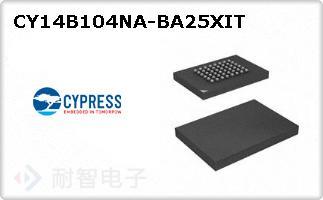 CY14B104NA-BA25XIT