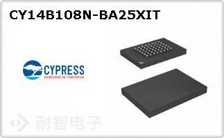 CY14B108N-BA25XIT的图片