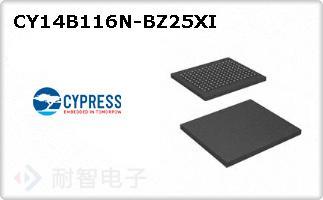 CY14B116N-BZ25XI