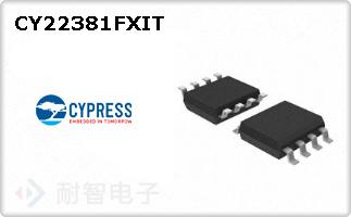 CY22381FXIT