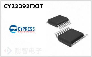 CY22392FXIT