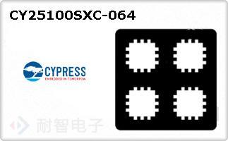 CY25100SXC-064