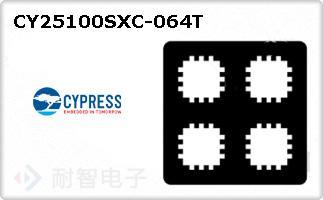 CY25100SXC-064T