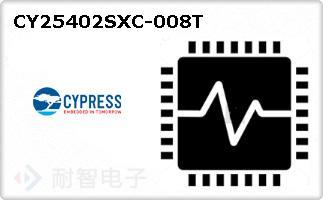 CY25402SXC-008T