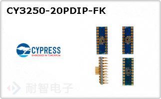 CY3250-20PDIP-FK