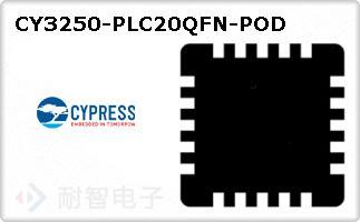 CY3250-PLC20QFN-POD
