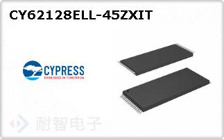 CY62128ELL-45ZXIT
