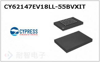 CY62147EV18LL-55BVXIT