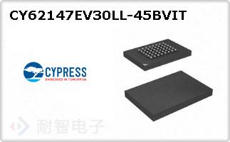 CY62147EV30LL-45BVIT