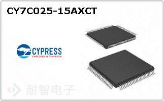 CY7C025-15AXCT