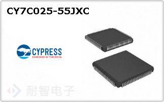 CY7C025-55JXC