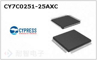 CY7C0251-25AXC
