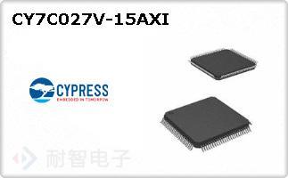 CY7C027V-15AXI