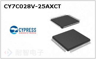 CY7C028V-25AXCT
