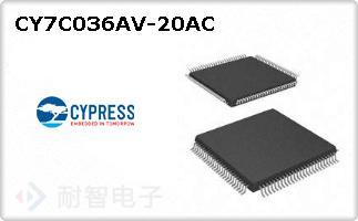 CY7C036AV-20AC的图片