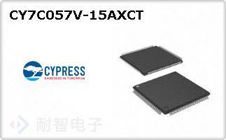 CY7C057V-15AXCT