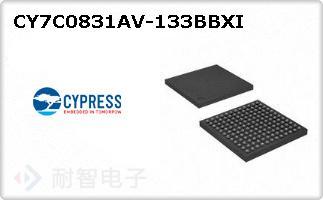 CY7C0831AV-133BBXI的图片