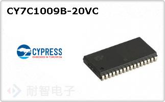 CY7C1009B-20VC