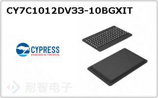CY7C1012DV33-10BGXIT
