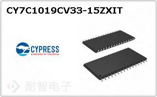 CY7C1019CV33-15ZXIT的图片