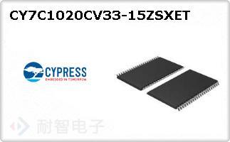 CY7C1020CV33-15ZSXET