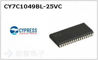 CY7C1049BL-25VC