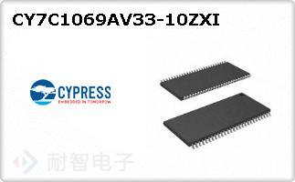CY7C1069AV33-10ZXI