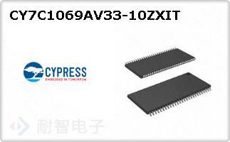 CY7C1069AV33-10ZXIT