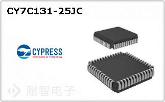 CY7C131-25JC