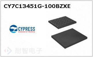 CY7C13451G-100BZXE
