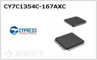 CY7C1354C-167AXC