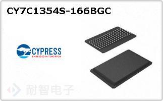 CY7C1354S-166BGC