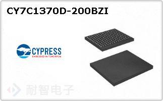 CY7C1370D-200BZI
