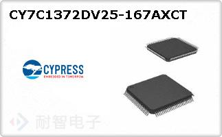 CY7C1372DV25-167AXCT的图片