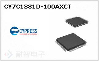 CY7C1381D-100AXCT