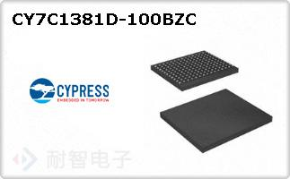 CY7C1381D-100BZC