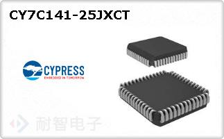 CY7C141-25JXCT