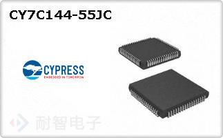 CY7C144-55JC