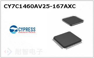CY7C1460AV25-167AXC