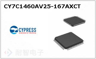 CY7C1460AV25-167AXCT