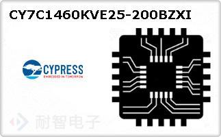 CY7C1460KVE25-200BZXI