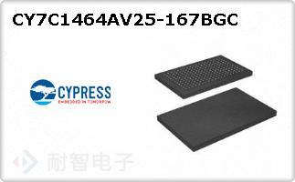 CY7C1464AV25-167BGC