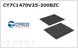 CY7C1470V25-200BZC