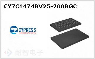 CY7C1474BV25-200BGC