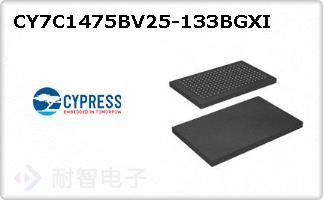 CY7C1475BV25-133BGXI