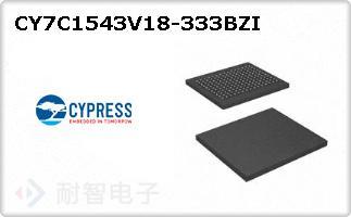 CY7C1543V18-333BZI