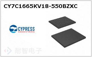 CY7C1665KV18-550BZXC