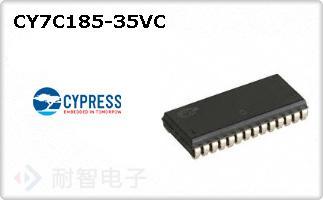 CY7C185-35VC